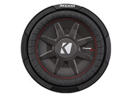 "Kicker CWRT101 10"" Dual 1 Ohm CompRT Series Subwoofer"