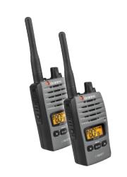 Uniden UH810S-2  80 Channel 1 Watt UHF  Radio Twin Pack