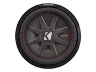 "Kicker CWRT122 12"" Dual 2 Ohm CompRT Series Subwoofer"