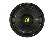 "Kicker CWCD104 10"" CompC 4 Ohm DVC Subwoofer"
