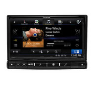 "Alpine X009EU 9"" DVD//USB/HDMI/Bluetooth Advanced Navi Station"