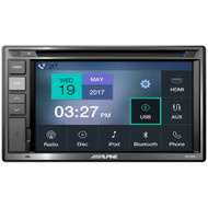 Alpine IVXW200E Touch Screen CD Receiver with Bluetooth