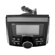 """Rockford Fosgate PMX-1R Punch Marine/Motorsport Full Function Wired Remote 2.7"""" Display"""