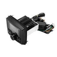 "Rockford Fosgate PMX-2 Punch Marine/Motorsport Compact AM/FM/WB Digital Media Receiver 2.7"" Display"