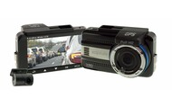 Kapture KPT-942 DLX Series In-Car Dash Cam with Rear View Camera