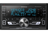 Kenwood DPX-M3100BT D/DIN MechlessReceiver with Bluetooth