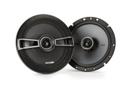 "Kicker 41KSC654  6.5"" 2-Way KS Series Speakers w/ Silk Tweeters"