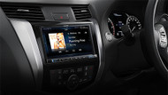 Alpine  Premium Infotainment Solution for Nissan Navara