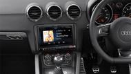 Alpine  Premium Infotainment System for Audi TT