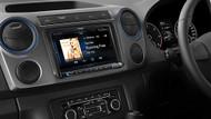 Alpine  Premium Infotainment Solution for VW Amarok