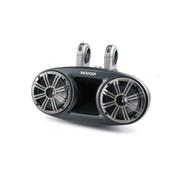 "Kicker KMT674 6-3/4"" 3-Way KM Series Coaxial Marine Speakers"