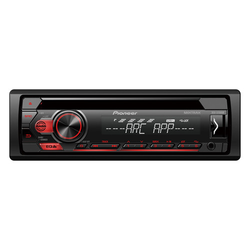 Pioneer DEH S1150UB CD Tuner USB Android AUX IN 2 Preout
