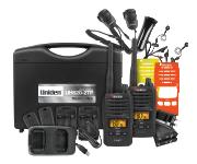 Uniden UH820S-2TP  80 Channels 2 Watt UHF Handheld Tradies Pack