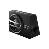 "Pioneer  TS_WX306B 12"" Sub with Ported Enclosure"
