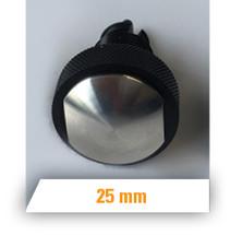Applicator Head 25mm for Z Wave Pro HP Mini Hand Piece