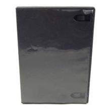 [100 pcs.] PS2 DVD Retail Game Case Media Package - Black