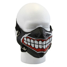 Kaneki Ken Printed Ghoul Mask - Tokyo Ghoul Cosplay Mask