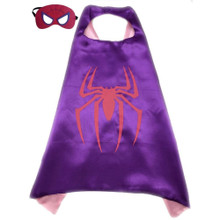 Spidergirl - DC Universe Costume Cape and Mask Set