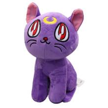 """Purple Luna - Sailor Moon 6"""" Plush"""