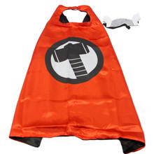 Thor - Marvel Costume Cape and Mask Set
