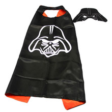 Darth Vader - Star Wars Costume Cape and Mask Set