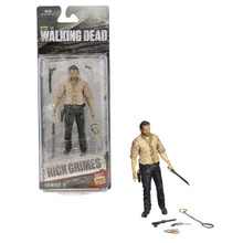 "Rick Grimes - The Walking Dead Series 6 5"" Figure (McFarlane Toys)"