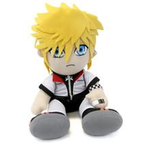 """Sitting Roxas - Kingdom Hearts 13"""" Plush"""