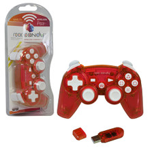 PS3 Wireless Rock Candy Controller - Red (PDP) PL-6460RE