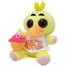 "Chica - Five Nights at Freddy's 9"" Plush"