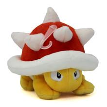 """Spiny - Super Mario Bros 5"""" Plush (San-Ei) 1449"""