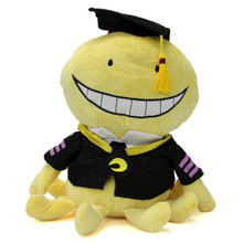 "Korosensei - Assassination Classroom 11"" Plush"