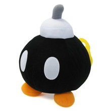 "Bob Omb - Super Mario Bros 12"" Plush"
