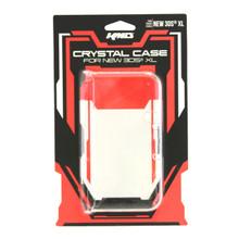 New 3DS XL Crystal Armor Protective Case (KMD) KMD-N3DSXL-5136