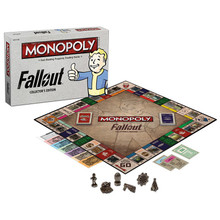 Fallout Monopoly Board Game (USAopoly) MN110-422