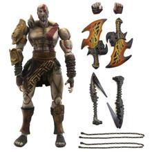 "Kratos - God of War 13"" Action Figure"