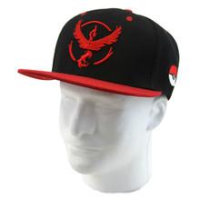 Team Valor - Pokemon GO Snapback Cap Hat