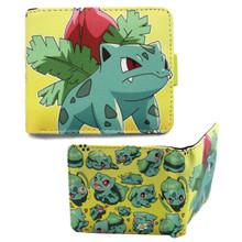"""Ivysaur - Pokemon 4x5"""" Bi-fold Wallet"""