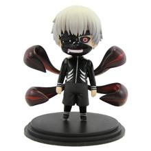 "Kaneki Ken with Mask - Tokyo Ghoul 4"" Action Art Figure"