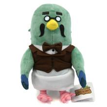 "Brewster - Animal Crossing Medium 8"" Plush (San-Ei) 1358"