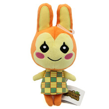 "Bunnie - Animal Crossing Medium 9"" Plush (San-Ei) 1360"