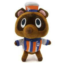 "T&T Mart Timmy/Tommy - Animal Crossing 6"" Plush (San-Ei) 1366"