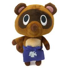"""Nookling Junction Timmy/Tommy - Animal Crossing 6"""" Plush (San-Ei) 1365"""