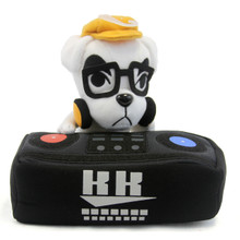 "DJ K.K. Slider - Animal Crossing 7"" Plush (San-Ei) 1308"