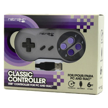 SNES PC USB Controller (RetroLink) RB-PC-1392