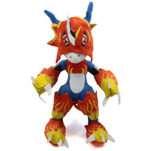 "Flamedramon - Digimon 14"" Plush"