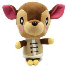 """Fauna - Animal Crossing 7"""" Plush (San-Ei) 1361"""