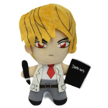 "Light - Death Note 7"" Plush"