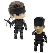"Solid Snake - Metal Gear Solid 3"" Interchangeable Figure"