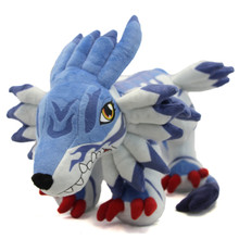 "Garurumon - Digimon 12"" Plush"