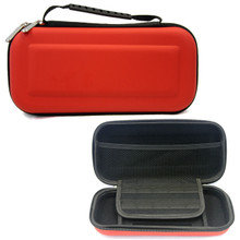 Nintendo Switch System Travel Case - Red (Hexir)